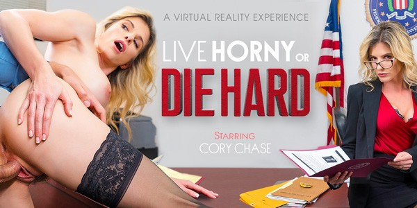 vr porn cory chase