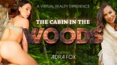 aidra fox cabin in the woods vr porn