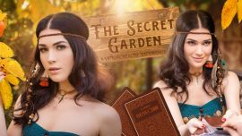 vr bangers secret garden evelyn claire