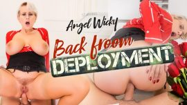angel wicky vr porn
